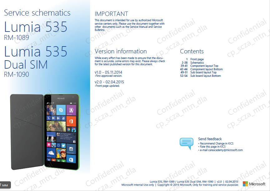 Microsoft Lumia 535 User Reviews - Phone Arena